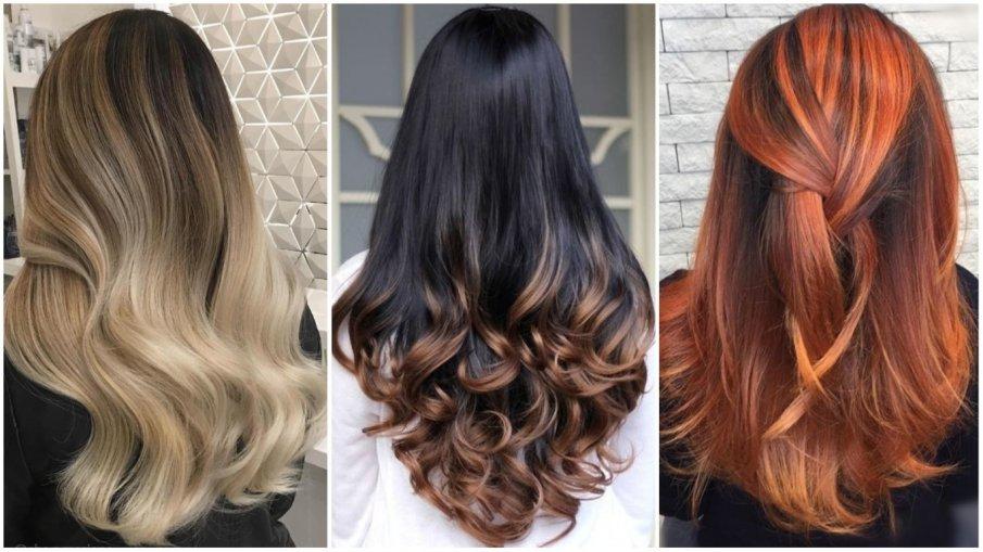 Окрашивание волос летом 2021: какие оттенки будут модными для блондинок, брюнеток и рыженьких
