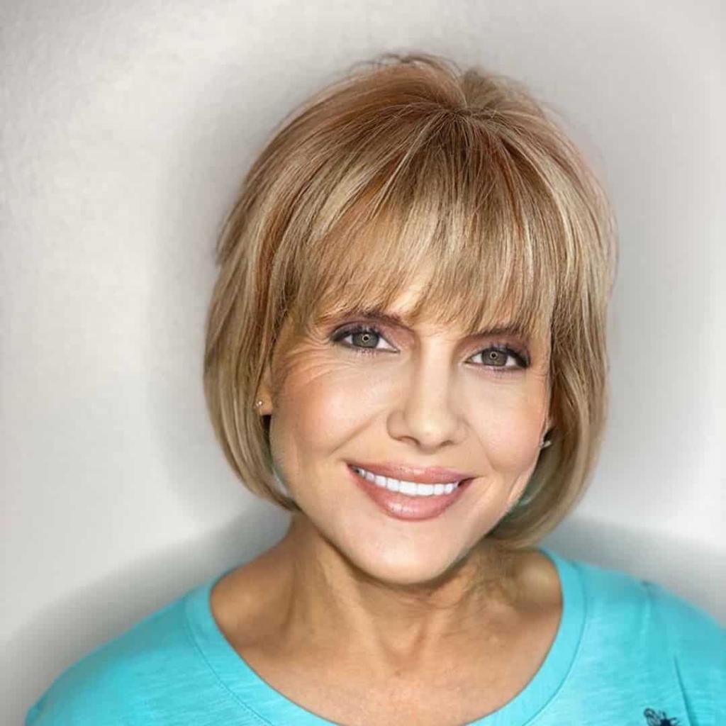 Самые модные оттенки окрашивания волос для женщин за 60, которые будут на пике популярности этой осенью