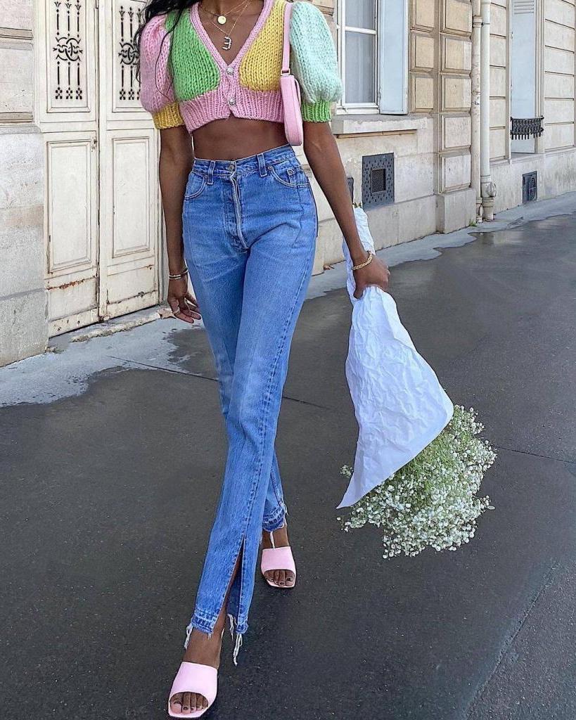 Джинсовая мода на ближайшие шесть месяцев. Какие модели выбирают модницы