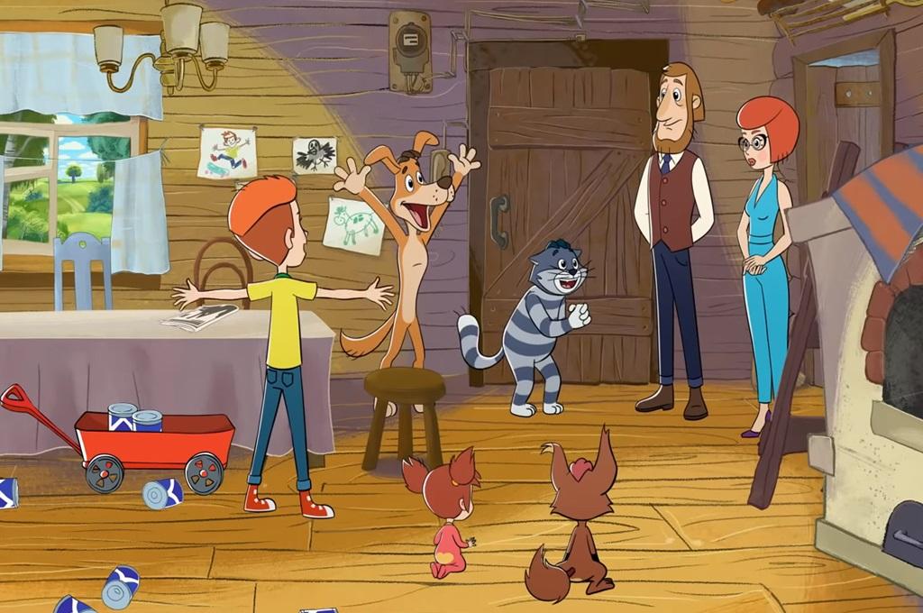 Посмотрел каждый второй: за 6 месяцев 2021 года по телевидению показали 400 часов анимации