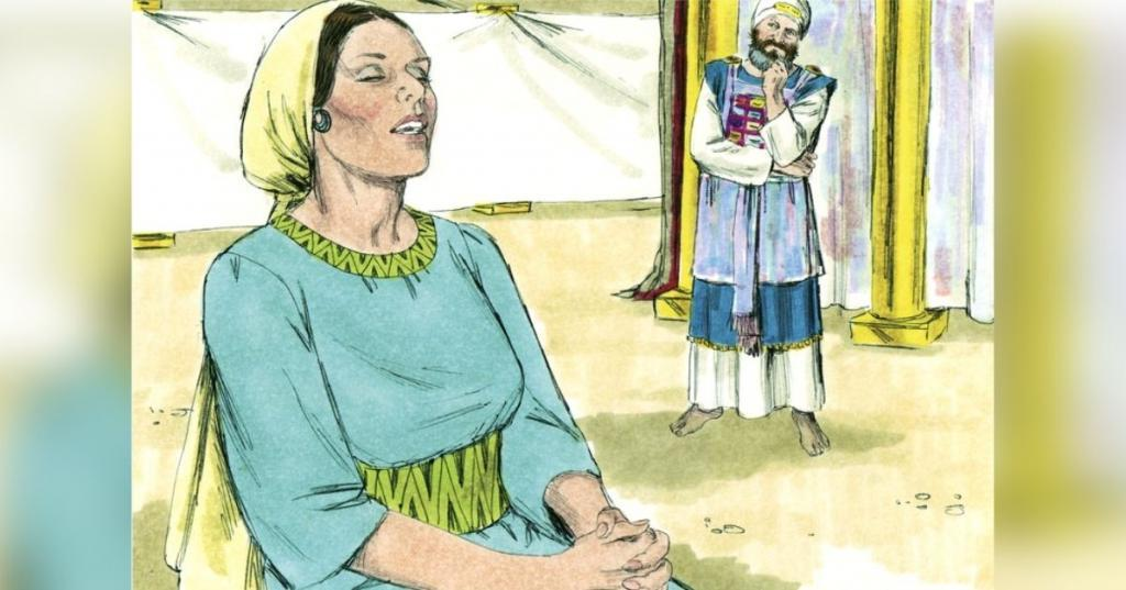 «Если у меня будет сын, я верну его Богу!» История Ханны, которая молилась и полностью полагалась на Всевышнего
