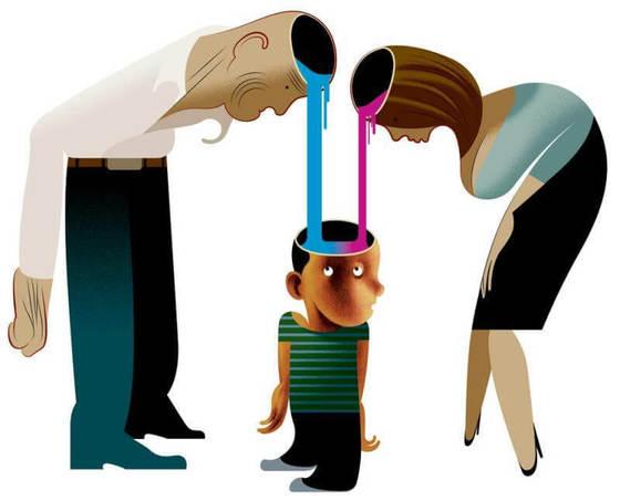 Родительское программирование и проблемы с лишним весом