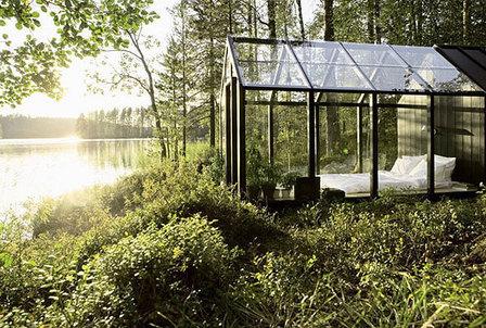 Garden Shed: простые и комфортные финские дачные эко-домики
