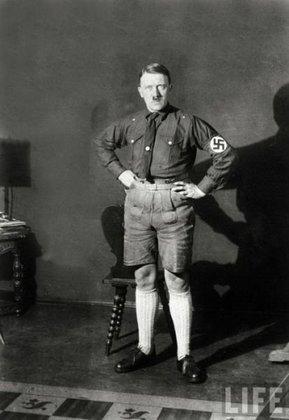 Исторические личности в забавных ситуациях или «несерьезные» снимки серьезных людей