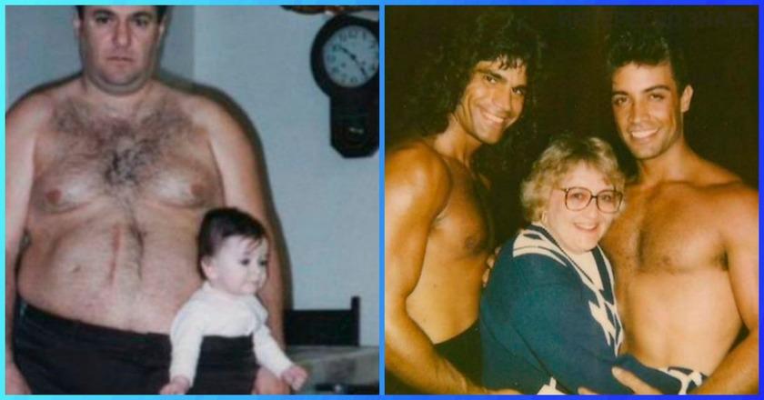 Нелепые семейные фото, которые могли быть сделаны только в Америке