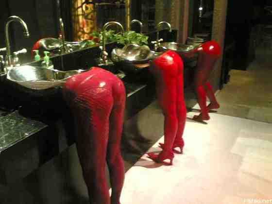 23 безумные уборные комнаты, в которых забываешь, зачем пришел!