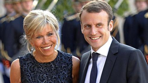 Бриджит Тронье: как одевается первая леди Франции