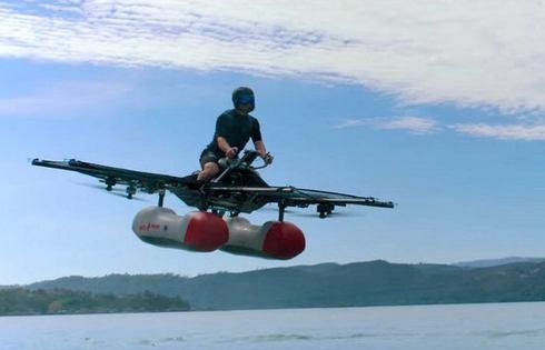 «А мне летать охота...»: сказочный летучий корабль стал реальностью