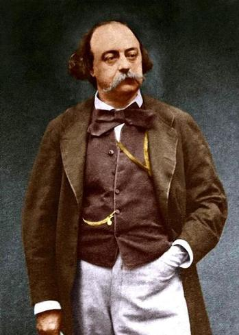 a comparison of flaubert and dickens in failing in the categories of realist