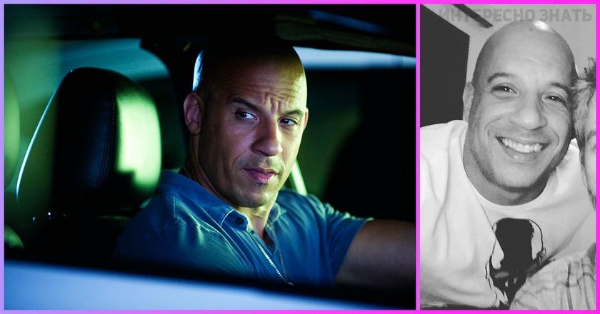 Вот как выглядит брат близнец актера Вина Дизеля
