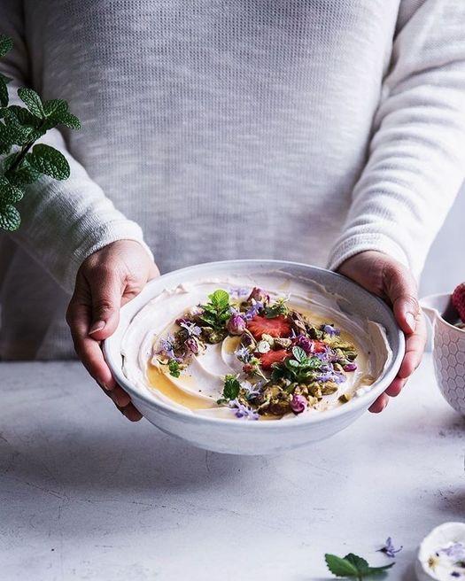 Как приготовить восхитительный густой йогурт