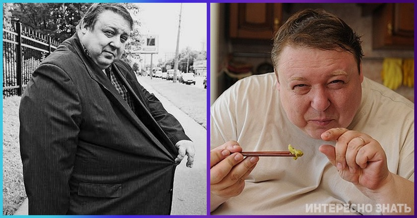 Весил 200 кг, но теперь…: Александр Семчев объяснил причину резкого похудения на 40 килограмм