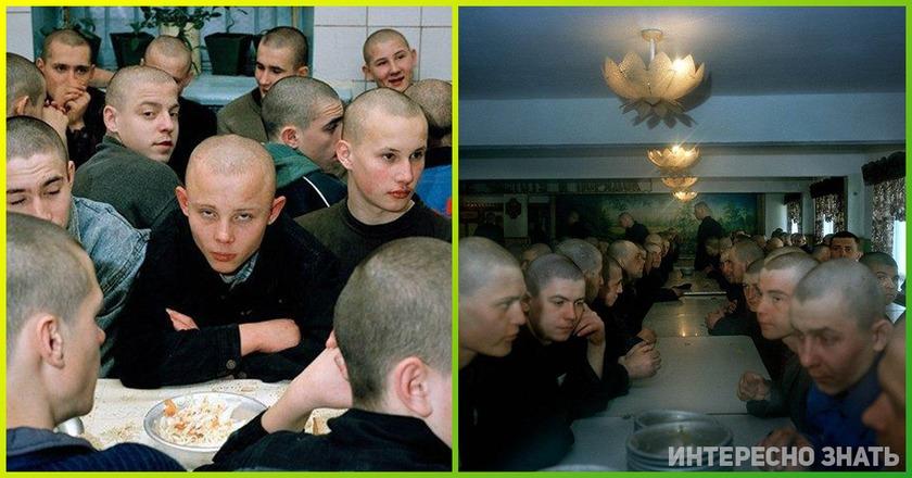 Откровенный фотопроект о жизни малолетних заключенных в колониях Сибири