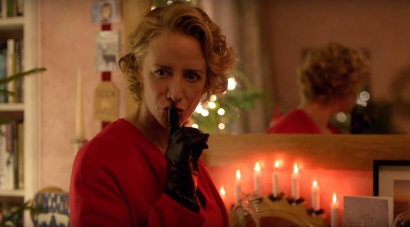 Рождественский ролик о тайной жизни супруги Санта Клауса