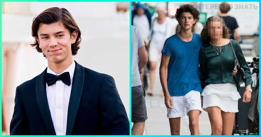 18 летнего принца раскритиковали за то, что его девушка выглядит старше
