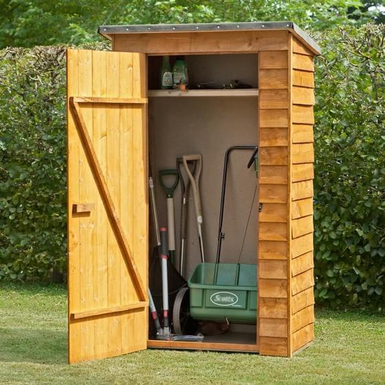 Шкаф для садового инструмента своими руками 9