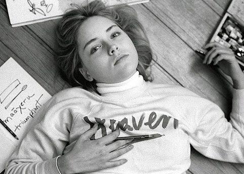 Посмотрите на старые фотографии Шэрон Стоун и постарайтесь не влюбиться