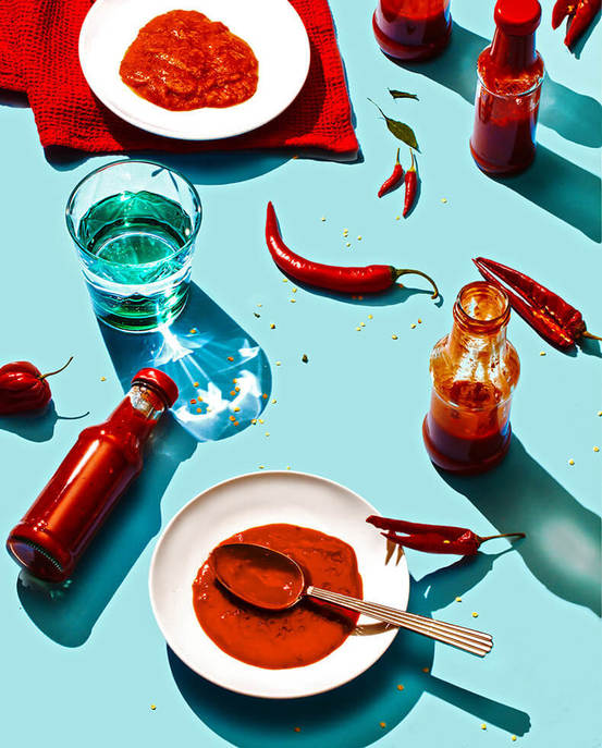 Шрирача: восхитительный острый тайский соус
