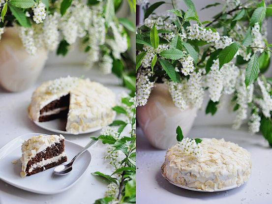 летний торт из черемухи фото закусок много простых