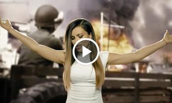 Клип против войны и во имя мира от Ани Лорак