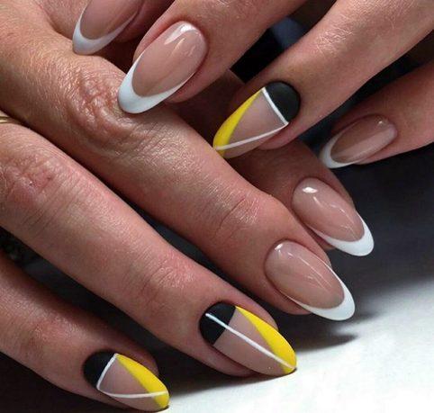 15 модных идей маникюра, с которыми длинные ногти всегда будут выглядеть стильно