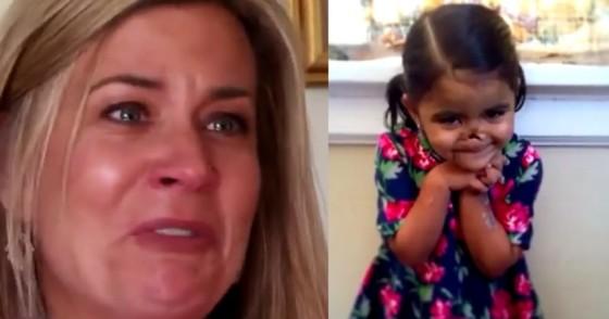 Американка удочерила изуродованную девочку. Через 6 месяцев женщина снова пересекла океан…