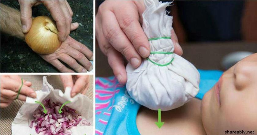 12 болезней, которые вполне может вылечить обычный лук