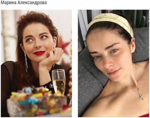 Звезды, которых старит макияж