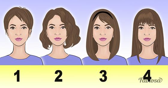 Длина волос может рассказать об особенностях вашего характера… Узнайте, что именно!