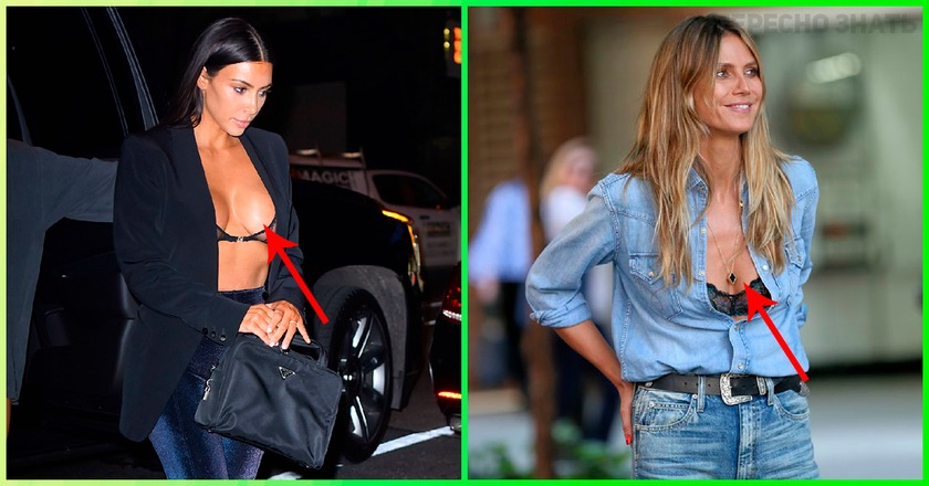 В лифчике на улицу: Тренд, который пришел на смену «голым» платьям