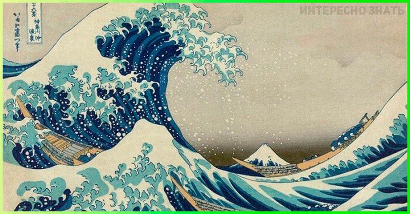 Не только «Большая волна в Канагаве»: 22 картины Кацусика Хокусая, которые должен знать каждый