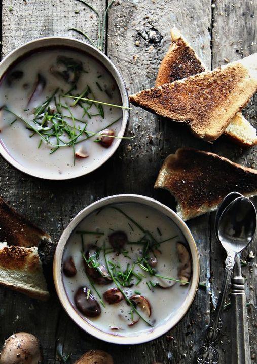 5 осенних крем-супов, которые можно приготовить за 30 минут