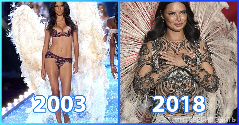 17 причин, почему Адриана Лима — самый прекрасный «ангел» Victoria's Secret