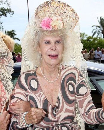 Самая богатая женщина Испании, которая ради любви отказалась от своего состояния
