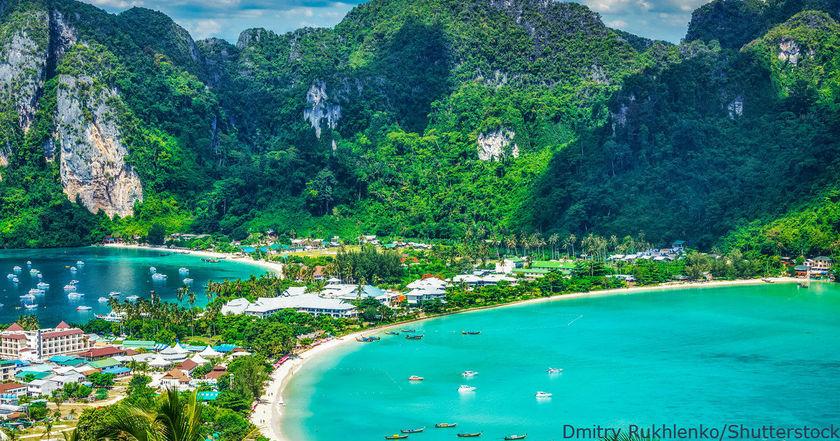 12 городов на берегу моря, где можно красиво жить за бесценок!